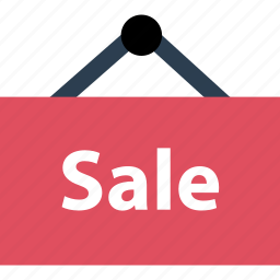 online, road, sale, shop, shopping, sign icon