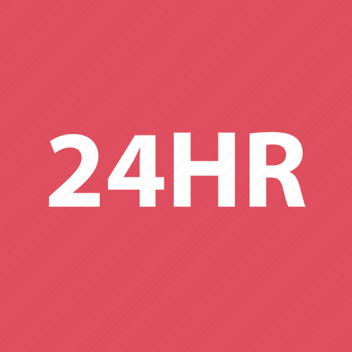 four, hours, online, shop, shopping, twenty icon