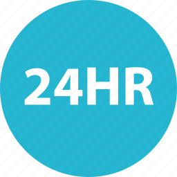 four, hours, online, shop, shopping, twenty icon