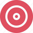 bulls, eye, online, shop, shopping icon