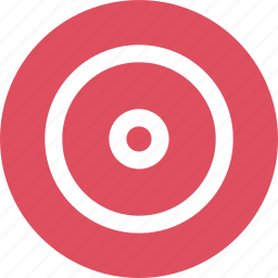bulls, eye, online, shop, shopping icon