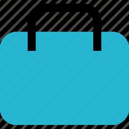 accessory, briefcase, case icon