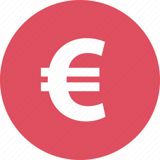 euro, pay, payment, sign icon