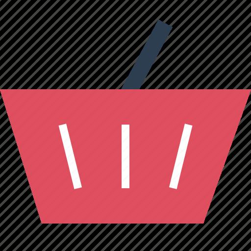 cart, hand, shop icon