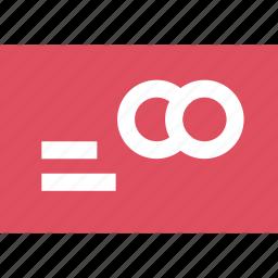 mastercard, online, shop, shopping icon