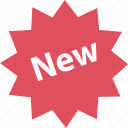 new, price, tag icon