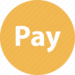 now, online, pay, sales icon