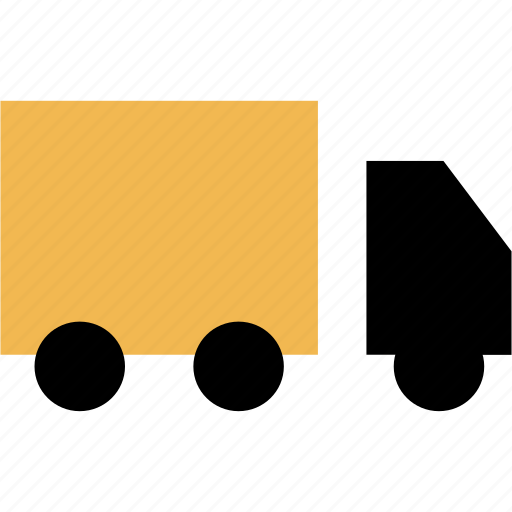 online, shipping, truck icon