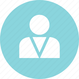 boss, business, online, person, staff, user icon