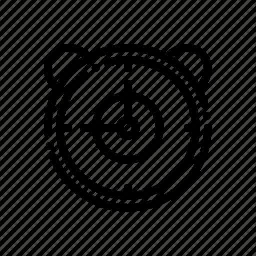 alarm, alert, clock, notification, stopwatch, timer icon
