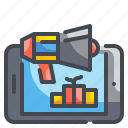 discount, free, online, promotine, promotion, sale, shopping icon
