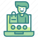 avatar, interface, lock, login, profile, ui, user