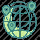 earth, geography, global, location, map, worldwide