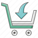 add, buy, cart, online, order, purchase, shopping icon