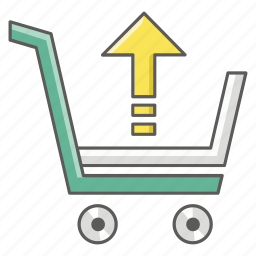 add, add to cart, buy, cart, online, purchase, shopping icon