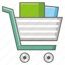 cart, market, online, order, purchase, shopping icon