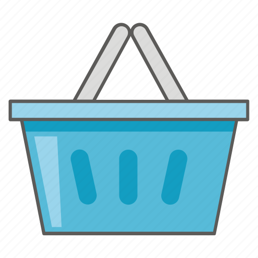 basket, online, picnic, purchase, shopping icon