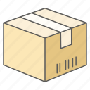 barcode, box, buy, delivery, product, purchase icon