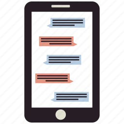 chat, conversation, online, talk, wireframes icon