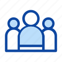 group, hr, humans, people, team, users icon icon