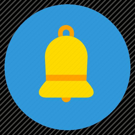 alarm, bell, nautical, notification icon
