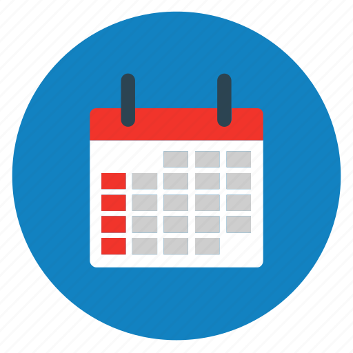 calendar, date, plan icon