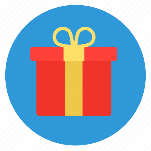 Gift, round, shopping, special offer icon - Download on Iconfinder