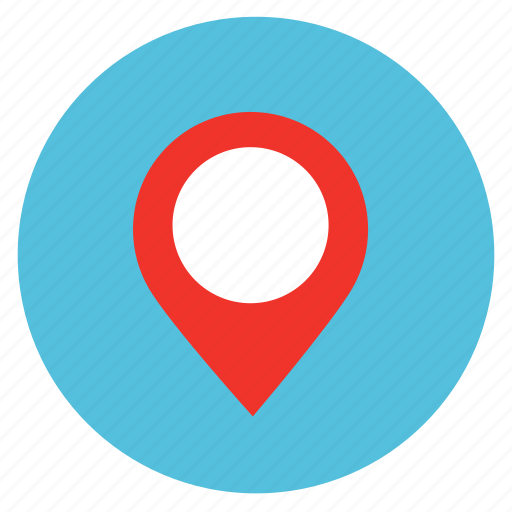 destination, location, navigation, place, shopping, store location icon