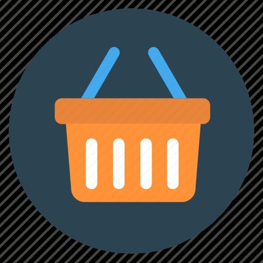add, basket, flat design, online, sale, shopping icon