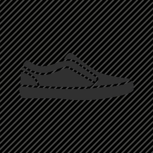 Men, shopping, footwear, shoes icon
