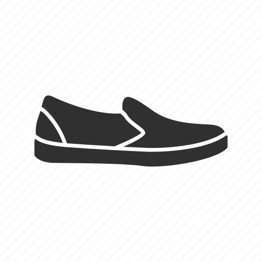 footwear, men, shoes, shopping icon