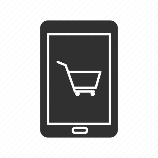 android, online shopping, phone, purchase icon