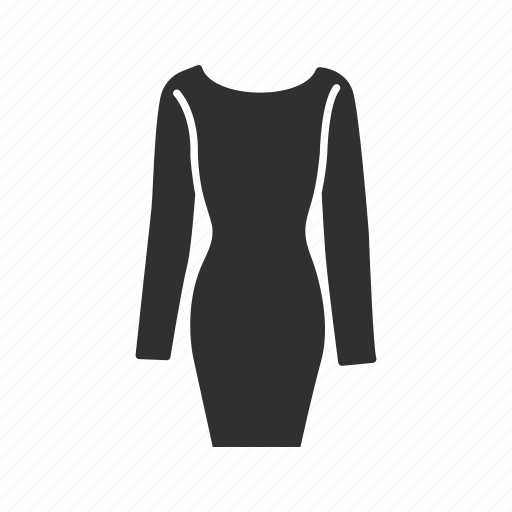 clothes, clothing, dress, gown icon