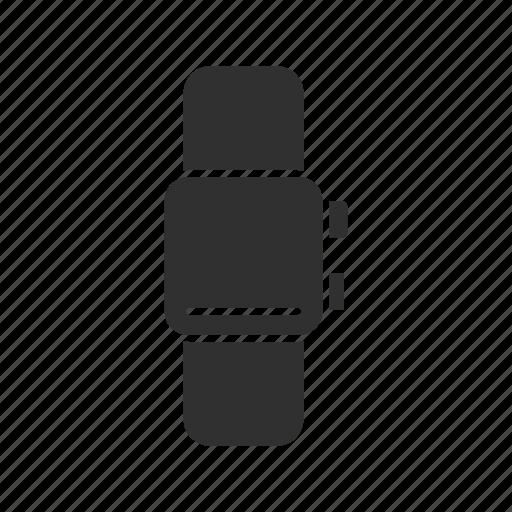 digital watch, jewelry, time, wrist watch icon