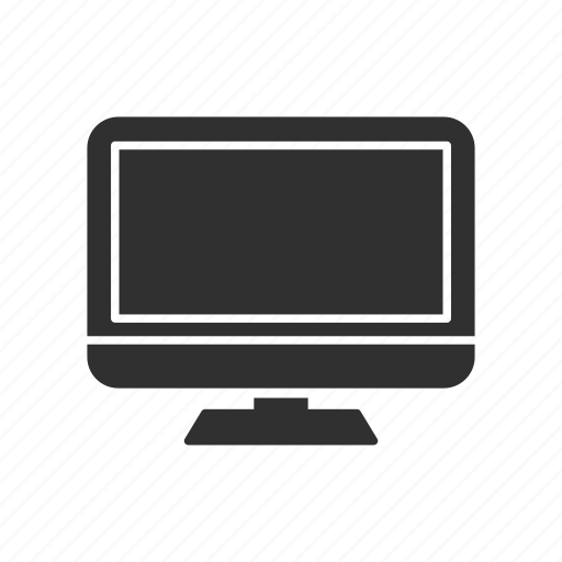 computer, online shopping, pc, shopping icon