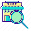 find, search, shop, shopping