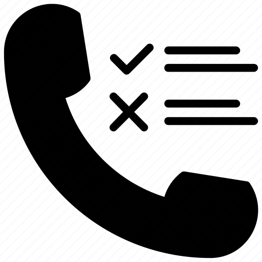 job interview, mock interview, phone meeting, telephonic conversation, telephonic interview icon