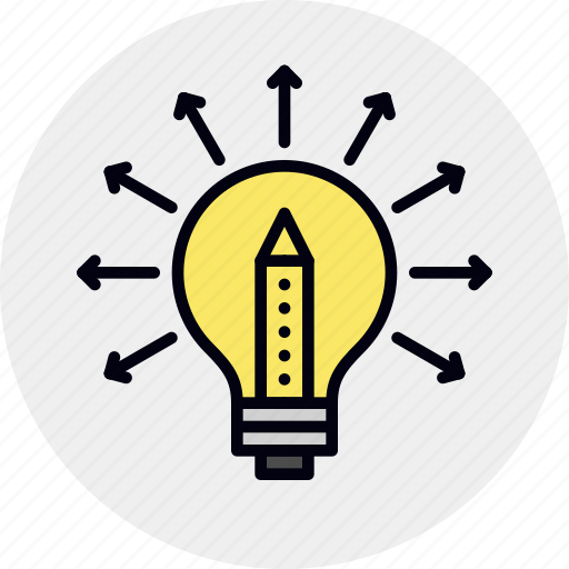 Creative, ideas, share, sharing icon - Download on Iconfinder