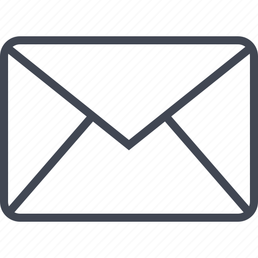 contact, email, envlope, mail icon