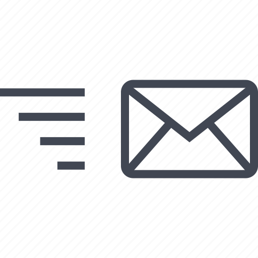 email, mail, online, web icon