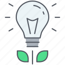 bulb, creativity, energy, idea, innovation, light, lightbulb icon