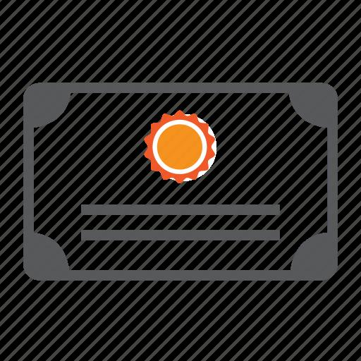 Award, cert, certificate, it, reward, seo icon - Download on Iconfinder