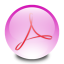 acrobat, adobe, professional icon