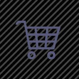 cart, order, purchase, shipping, shop, shopping, shopping cart icon