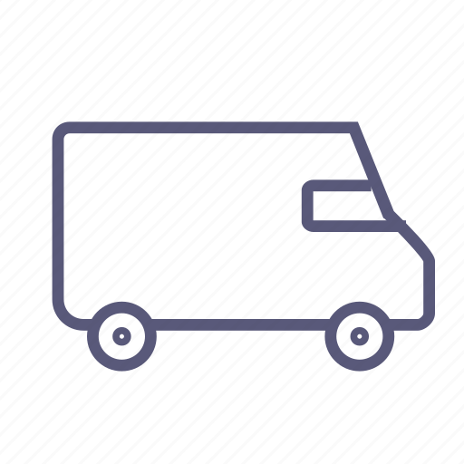 car, delivery, lorry, shipping, transport, transportation icon