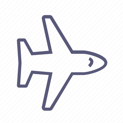 airplane, first class, fly, holidays, plane, shipping, vacation icon
