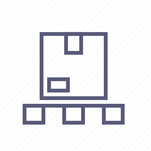 box, cargo, package, packing, shipping, transportation icon