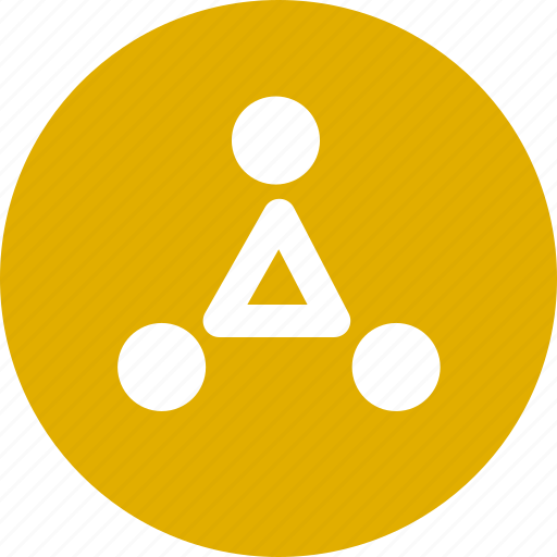 composition, organization, share, social, structure icon