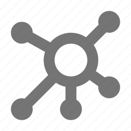 network, organization icon