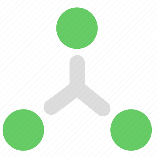 business, management, organization, share, structure, team icon